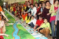 Rekordní 3D model toku řeky Úpy