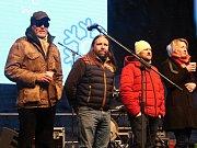Zahájení zimní sezny ve Špindlerově Mlýně.