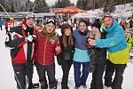 Špindl SkiOpening 2017, oficiální zahájení lyžařské sezony v krkonošském horském středisku.