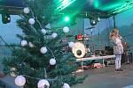 Vánoce naruby na vrchlabském Kačáku.