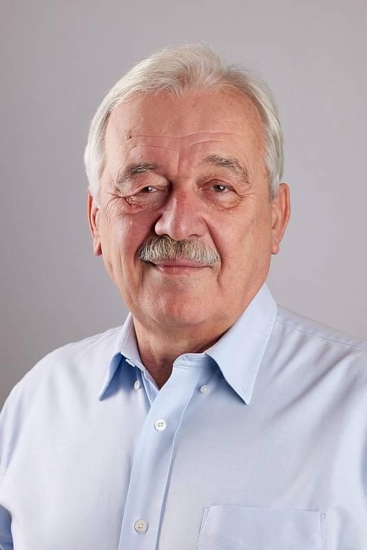 Trutnovský podnikatel Zdeněk Rinth.