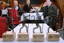 Ceny ředitele Správy KRNAP, duben 2012