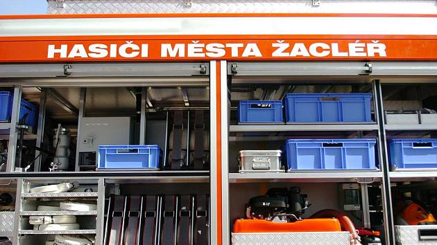 Žacléřští hasiči mají nové auto