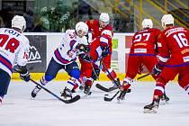 Hokejisté Nové Paky oplatili Děčínu těsnou porážku z úvodu sezony.