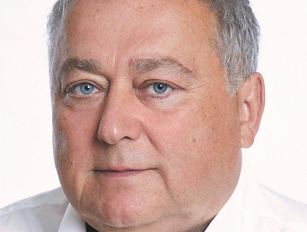 Trutnovský starosta Ivan Adamec (ODS).