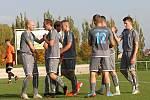 Vrchlabští fotbalisté na svém hřišti vyprášili  kožich soupeři z Hořic.