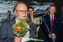 Cenu ředitele Správy KRNAP získal historik a bývalý ředitel Krkonošského muzea ve Vrchlabí Miloslav Bartoš.