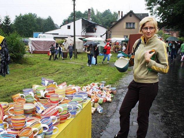 Lidová řemesla v Kohoutově 2011