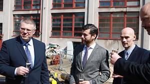 Stomilionová investice do výstavby horkovodu v Janských Lázních