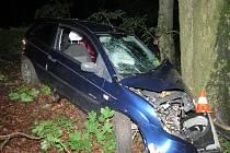 Dopravní nehoda v Prkenném Dole