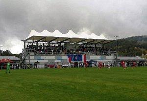 Elitní liga ve Vrchlabí: Česko U20 - Polsko U20
