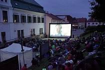 Letní kino v Žacléři