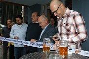 V sobotu byl slavnostně otevřen Pecký pivovar