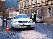 Při srážce dvou aut v Úpici Na Trutnovsku nebyl naštěstí nikdo zraněn. Z poškozených automobilů došlo pouze k úniku provozních náplní.