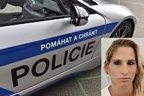 Policie pátrá po ženě