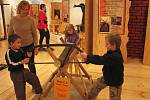 Výstava Dřevo, dřívko, dřevíčko v Městském muzeu ve Dvoře Králové