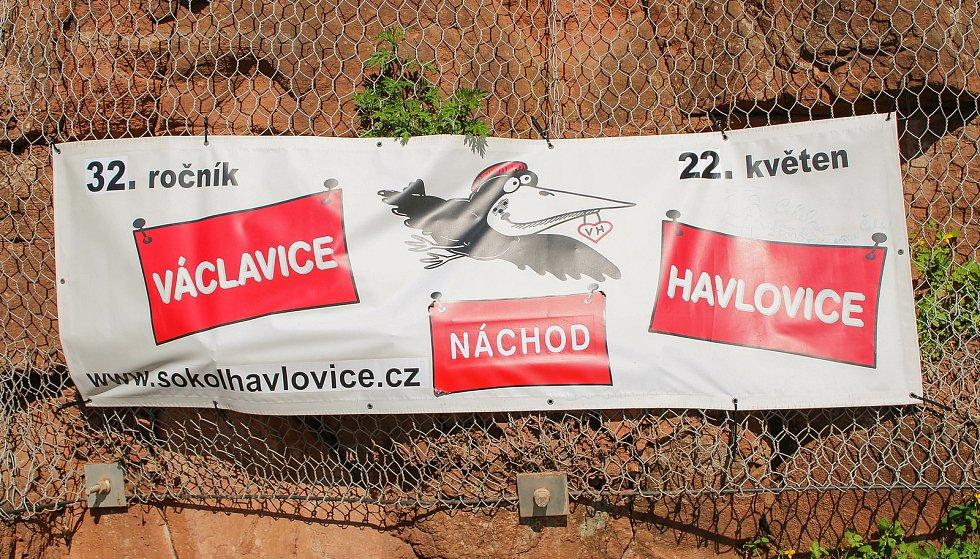 V sobotu se konal 32. ročník pochodu Václavice - Havlovice.