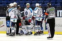 Na ledě Kladna prožil Radim Šlaicher svou prvoligovou premiéru. Loni ve II. lize za Vrchlabí stihl odehrát deset utkání.