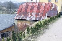 """MODERNÍ PARKOVACÍ dům pro kola, který je k vidění v Hradci Králové, má mít svého """"brášku"""" v útrobách kukské stavby."""