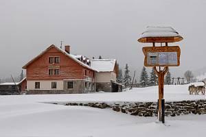 Richtrovy boudy v Krkonoších jsou zavřené po rozhodnutí státních orgánů.
