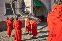 Sundávání draka a zábavné odpoledne v Trutnově.