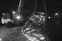 Nehoda v Záhoří