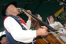 Folklorní festival ve Vrchlabí