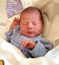 ŠTĚPÁNEK ZAJÍČEK se narodil 29. listopadu ve 3.25 hodin rodičům Veronice a Otakarovi. Vážil 3,28 kg a měřil 50 cm. Spolu se sestřičkou Rozárkou bydlí v Chotěvicích.