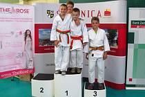 TRUTNOVSKÁ VÝPRAVA se v polské Swidnici prezentovala velmi dobrými výkony. Všichni vybojovali medaili.