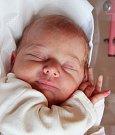 HEDVIKA BUREŠOVÁ se narodila 12. června v 6.48 hodin Tereze a Jindřichovi. Vážila 2,99 kilogramu a měřila 48 centimetrů. Doma v Batňovicích už čekají i sourozenci Lukáš, Hanička, Karolínka a Stázinka.