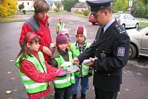 Policejní akce - Jezděte s úsměvem