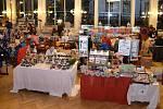 Kolonáda v Janských Lázních patří o víkendu Tvořivým adventním trhům.