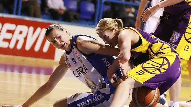 Michala Hartigová (vlevo) a Hana Nezdařilová.