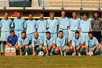 Fotbalisté FK Trutnov.