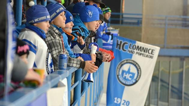 Poprvé v sezoně dokázali lomničtí hokejisté vyhrát druhý zápas v řadě. Po Varnsdorfu dobyli i halu České Lípy.
