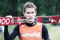 Borek Sedlák se loučil v Lomnici se svou skokanskou kariérou