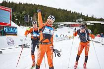Organizátoři Krkonošské sedmdesátky potvrdili, že se legendární závod v sobotu uskuteční. Přihlášeno je už 648 běžkařů. Hlavní závod pětičlenných družstev na 70 km vyhrál v posledních pěti ročnících vždy trutnovský tým Kasper - Swix.