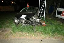 Tří víkendové nehody na Trutnovsku zavinil alkohol.
