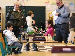 Velká cena Hostinného v šachu mládeže