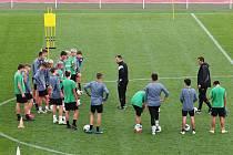 Fotbalisté již vyhlížejí víkendy patřící zápasům.