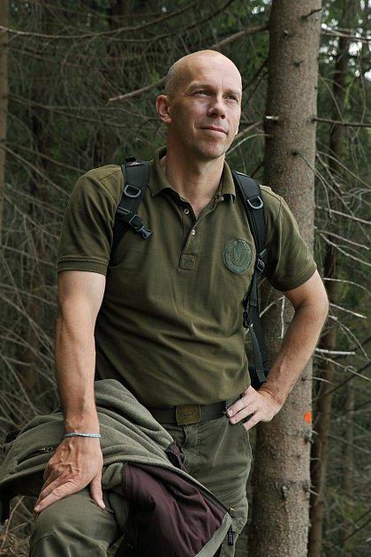 Jan Hřebačka vedl Krkonošský národní park od roku 2008. 'Vytvořil jsem si kolem sebe tým velmi schopných lidí, to bylo pro mě hrozně důležité,' říká.