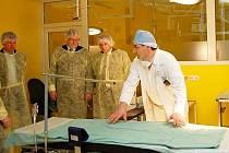 PANOCHOVA NEMOCNICE v Turnově by měla fúzovat s libereckou krajskou nemocnicí.