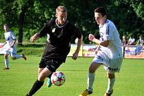 Finále poháru: Rapid Liberec - Jablonec nad Jizerou