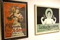 Galerie nostalgicky ožívá ve stylu secese a art deco