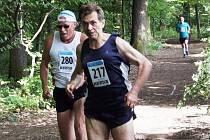Běžecké závody veteránů
