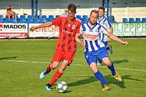 Náchodští fotbalisté ve středu zacvičili s Trutnovem (4:2).