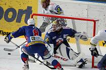 Hokejisté Vrchlabí hrají Tipsport Hockey Cup.