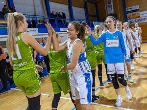 ŽBL: BK Lokomotiva Trutnov – SBŠ Ostrava