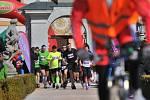 Maraton proběhl malebným Královédvorskem
