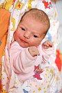 JOHANKA BRAUNOVÁ se narodila Lence Šírové a Michaelu Braunovi 25. října v 6.05 hodin. Vážila 3,11 kilogramu a měřila 48 centimetrů. Rodina bydlí ve Vrchlabí.